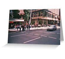 Brisbane 1954 Greeting Card