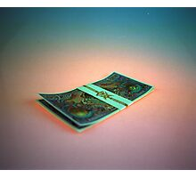 Firefly Currency Photographic Print