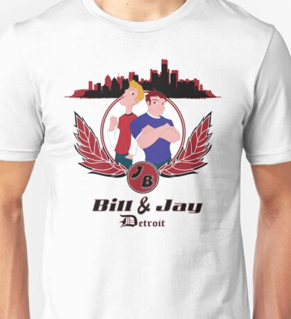 Jay & Bill Unisex T-Shirt
