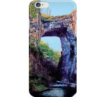 Natural Bridge - Virginia iPhone Case/Skin