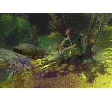 Fairy Glade Photographic Print