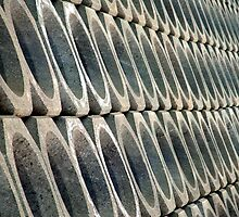 Ad Infinitum - Sea defences, Bangor, County Down.  by Smaxi
