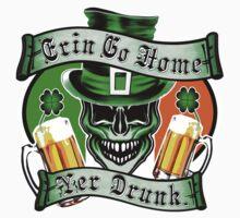 Leprechaun Skull 1: Erin Go Home Yer Drunk by sdesiata