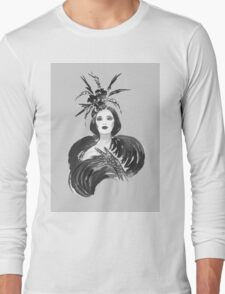 Fashion woman Long Sleeve T-Shirt