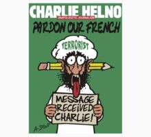 CHARLIE HELNO Magazine (ENGLISH) by atheistcards