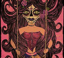 Green Eyed Maria DOD by Surrealfantasy