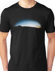 Trosky at dusk, Czech Republic (T-Shirt) Unisex T-Shirt