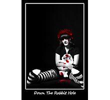 Dark Fairy Tales - Alice in Wonderland 3 Photographic Print