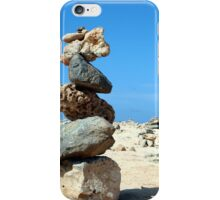 Balancing Act - Aruba iPhone Case/Skin