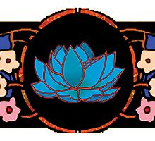 Blue Lotus  by Jaime Parker
