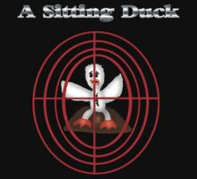A Sitting Duck  by Rajee