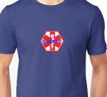 DIABETES  - DIABETIC MEDICAL ALERT ID TAG Unisex T-Shirt