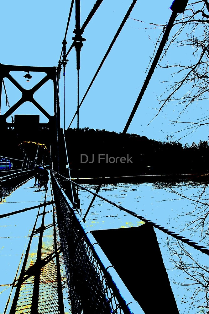 Raven Rock Bridge by DJ Florek