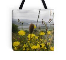 Flora  Burt Co. Donegal Ireland Tote Bag