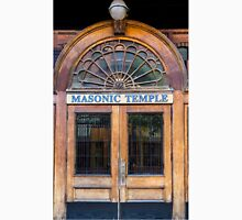 Door to Masonic Temple Unisex T-Shirt