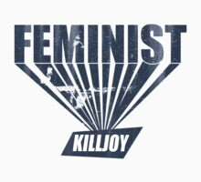 Feminist Killjoy Kids Tee