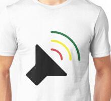 Reggae Loud Unisex T-Shirt