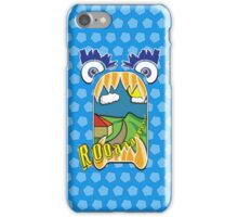 The Valley of Monsters iPhone Case/Skin