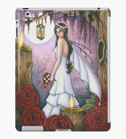 Wedding Fairy Bride iPad Case/Skin