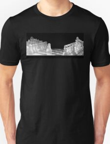 Chess 9: First move (T-Shirt & iPhone case) T-Shirt