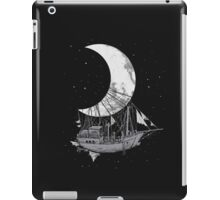 Moon Ship iPad Case/Skin