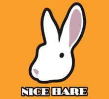 Nice Hare by Sarah Martin