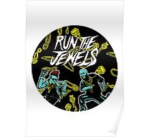 Run The Jewels - Job Well Done Poster
