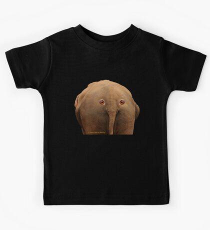 Elephant Butt Kids Tee