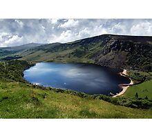 Lough Tay - Corrie Lake Photographic Print