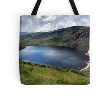 Lough Tay - Corrie Lake Tote Bag