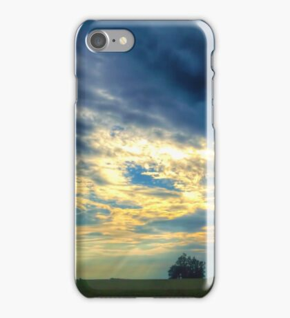 Heavenly Sky iPhone Case/Skin