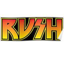 Rush! Poster