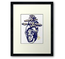 Growthilla Framed Print