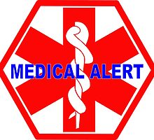 Medical alert ID tag 1 by SofiaYoushi