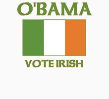 Vote Irish Vote Obama Unisex T-Shirt