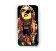 Praying for head Samsung Galaxy Case/Skin