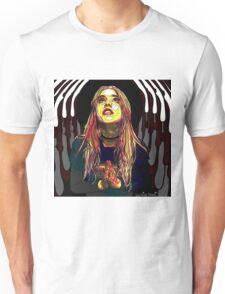 Praying for head Unisex T-Shirt