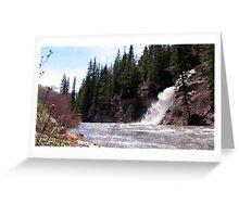 ~ Spring Runoff In Colorado ~ Greeting Card