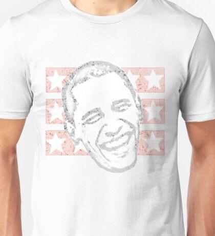 Obama Stars and Stripes Unisex T-Shirt