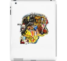 untitled head iPad Case/Skin