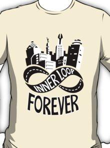 Inner Loop Forever (Black & White) T-Shirt