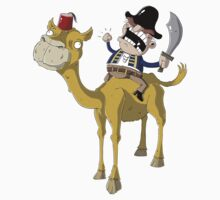 Camel Admiral by Torquem