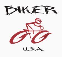 BIKER U.S.A. by Kricket-Kountry