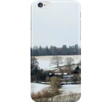 A dusting of snow iPhone Case/Skin