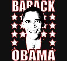 Barack Obama w/stars Unisex T-Shirt