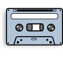 COMPACT CASETTE TAPE  Canvas Print