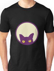 CAT FELINE HEAD Unisex T-Shirt