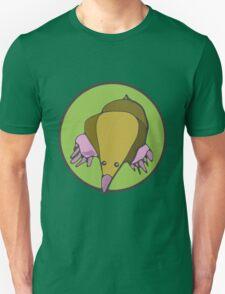 BLACK MOLE  Unisex T-Shirt