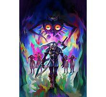 The Legend of Zelda Majora's Mask 3D Artwork #2 Photographic Print