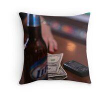 Table Top Goodies Throw Pillow